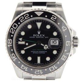 Rolex GMT-Master II 116710 Stainless Steel Black Dial & Ceramic Bezel Mens Watch