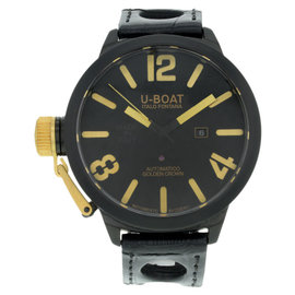 U-Boat Classico 1215 Black Ceramic Automatic Right Handed Mens Watch