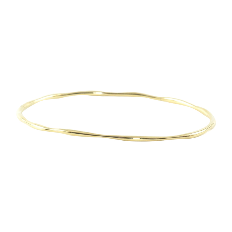 "Image of ""Ippolita 18k Yellow Gold Squiggle Bracelet"""