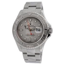 Rolex Yachtmaster 16622 Platinum Steel Swiss Automatic Movement Watch