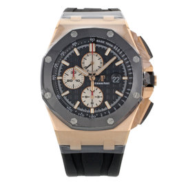 Audemars Piguet Royal Oak Offshore 26401RO.OO.A002CA.01 18K Rose Gold Watch