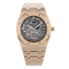 Audemars Piguet Royal Oak 15204OR.OO.1240OR.01 18K Rose Gold Men's Watch