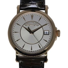 Patek Philippe Calatrava 5153R 18K Rose Gold Mens Watch