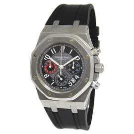 Audemars Piguet Royal Oak 25979ST Stainless Steel & Rubber 39mm Watch