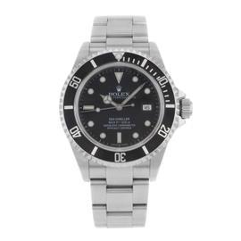 Rolex Sea-Dweller 16600T Stainless Steel Automatic 40mm Men's Watch
