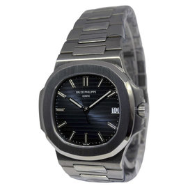 Patek Philippe Nautilus 5711//1A Stainless Steel Blue Dial 40mm Mens Watch