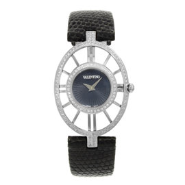 Valentino Vanity V42SBQ9109FS009 Stainless Steel Quartz 28mm Womens Watch