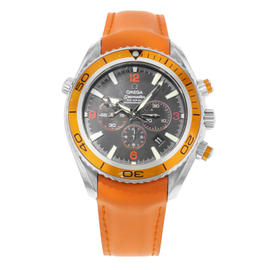 Omega Seamaster Planet Ocean 2218.50.00 Stainless Steel Automatic 45mm Mens Watch