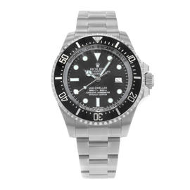 Rolex Sea-Dweller Deepsea 116660 Stainless Steel & Cerachom Automatic 44mm Men's Watch