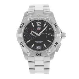 Tag Heuer Aquaracer WAF111Z.BA0801 Stainless Steel Quartz 38mm Mens Watch