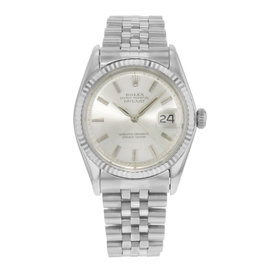 Rolex Datejust 1601 Stainless Steel Automatic 36mm Mens Watch
