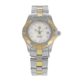Tag Heuer Professionals 2000 wn1355.bd0342 Stainless Steel Quartz 29mm Womens Watch