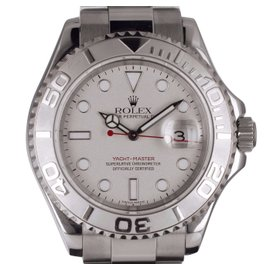 Rolex Yachtmaster 16622 Stainless Steel 40mm Mens Watch