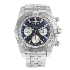 Breitling Chronomat 44 AB011012/B967-375A Stainless Steel Automatic 45mm Mens Watch