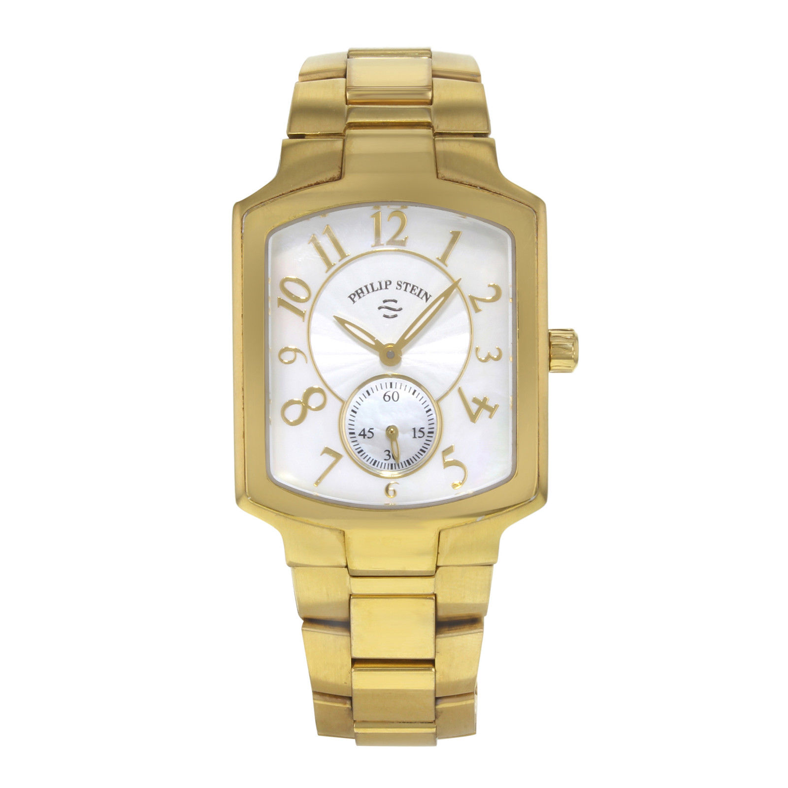 "Image of ""Philip Stein Signature 21Gp-Fw Yellow Gold Toned Stainless Steel"""