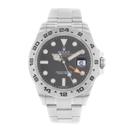 Rolex Explorer II 216570 Stainless Steel Automatic 42mm Mens Watch