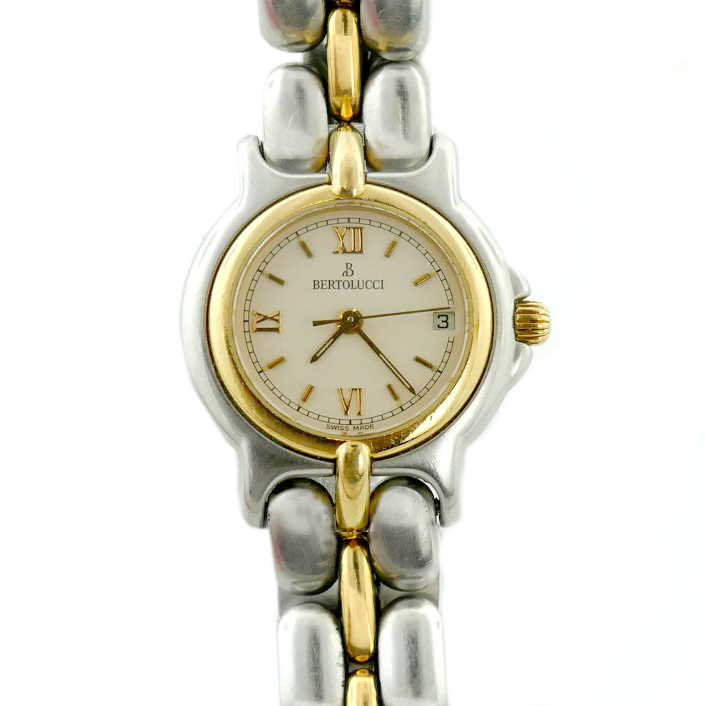 "Image of ""Bertolucci Pulchra 111.8055 Stainless Steel 25mm Womens Watch"""