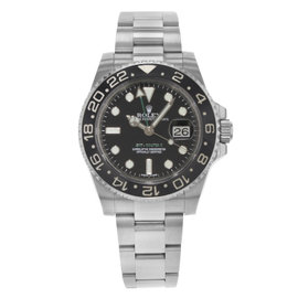Rolex GMT-Master II 116710LN Stainless Steel & Ceramic Automatic 40mm Mens Watch