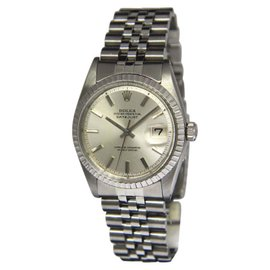 Rolex Datejust 1603 Stainless Steel Automatic Vintage 36mm Mens Watch