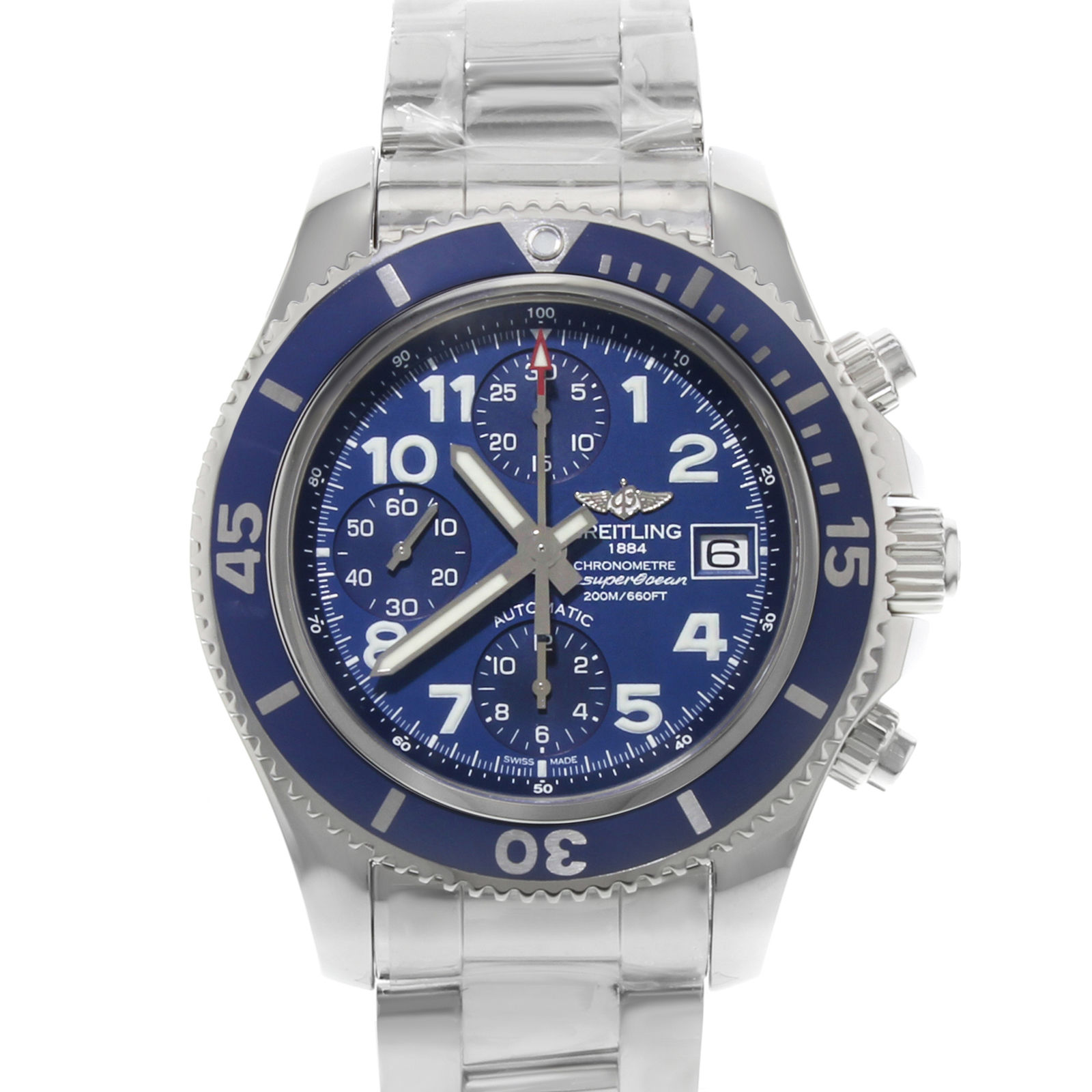 """Image of """"Breitling Superocean A13311D1/c936-161A Stainless Steel Automatic 42mm"""""""