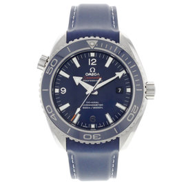 Omega Seamaster Planet Ocean 232.92.46.21.03.001 Titanium Automatic 45mm Mens Watch