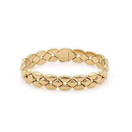 Cartier 18K Yellow Gold Link Bracelet