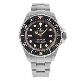 Rolex Sea-Dweller 116660 Stainless Steel & Ceramic Automatic 44mm Mens Watch