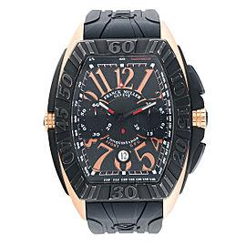Franck Muller Conquistador Rose Gold Grand Prix Watch