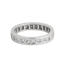 Eternity Platinum Wedding Band
