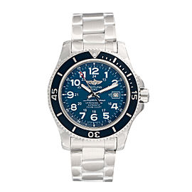Breitling Superocean II A17392D8/C910 Stainless Steel Automatic 44mm Mens Watch