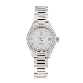 Tag Heuer Carrera WAR2415.BA0776 Stainless Steel Automatic 28mm Womens Watch