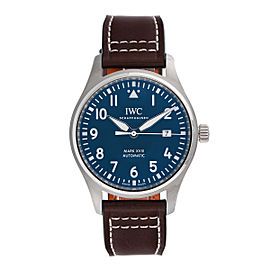 IWC Pilot IW327004 Stainless Steel & Blue Dial Automatic 40mm Mens Watch