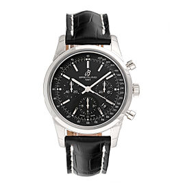 Breitling Transocean AB015212/BA99 Stainless Steel 43mm Mens Watch