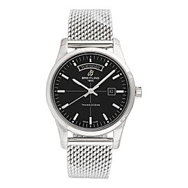 Breitling Transocean A4531012/BB69 - 154A Stainless Steel Automatic 43mm Mens Watch
