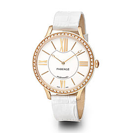Fabergé Flirt 39mm 18 Karat Rose Gold Watch