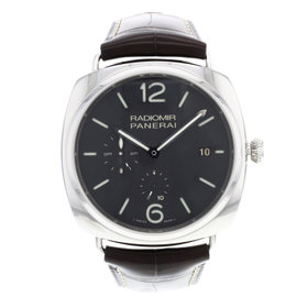 Panerai PAM00323 Radiomir 10 Days GMT Automatic Acciaio Steel Mens Watch