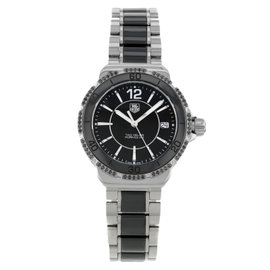 TAG Heuer Formula One WAH121A.BA0859 Steel & Ceramic Quartz Ladies Watch