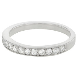 Hearts on Fire 18K Gold & Diamonds Truly Bridal Band