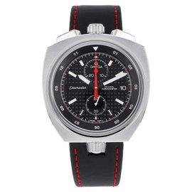 Omega Seamaster 225.12.43.50.01.001 Bullhead Co-Axial Chronograph Mens Watch