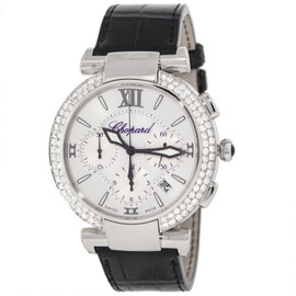 Chopard Imperiale Chrono 388549-3001 1,75 Ct Diamonds Automatic Mens Watch
