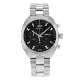 Movado Datron 0606476 Stainless Steel Quartz Men's Watch