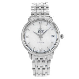 Omega DeVille 424.10.33.20.05.001 Stainless Steel Automatic Womens Watch