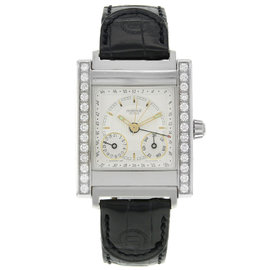 Roberge Pegase No 00249 Stainless Steel Factory Diamond Automatic Men's Watch