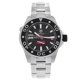 TAG Heuer Aquaracer WAJ211A.BA0870 Stainless Steel Automatic Men's Watch