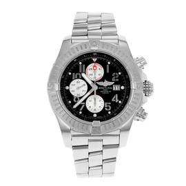 Breitling Super Avenger A1337011/B973-135A Steel Automatic Men's Watch