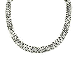 John Hardy 925 Sterling Silver Classic Chain Necklace
