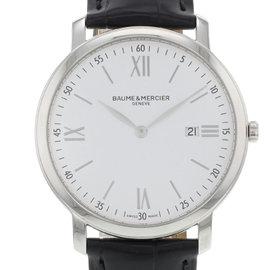Baume & Mercier Classima MOA10097 Steel Quartz Men's Watch
