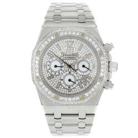 Audemars Piguet Royal Oak 25860ST.OO.1110ST.05 Steel Automatic Mens Watch
