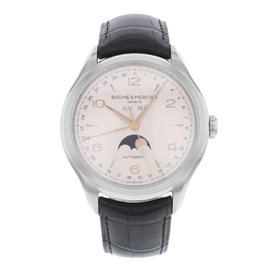 Baume & Mercier Clifton MOA10055 Stainless Steel Automatic Men's Watch