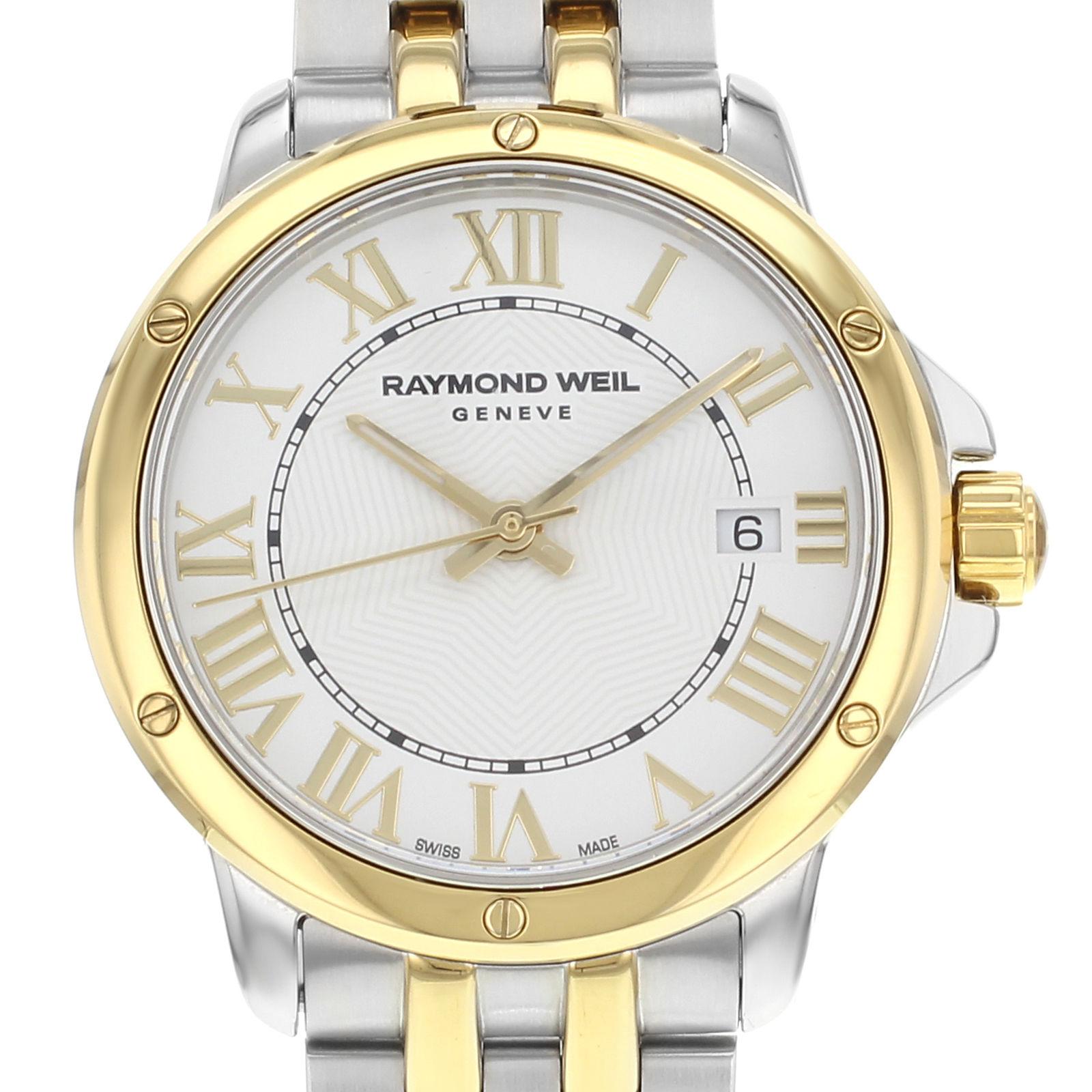 "Image of ""Raymond Weil Tango 5391-Stp-00308 Stainless Steel Quartz Ladies Watch"""